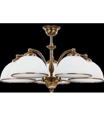 KUTEK lampa wisząca VIT-ZW-5(P)