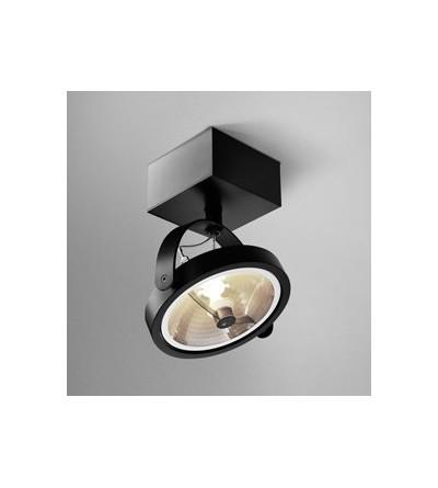 AQForm reflektor CERES 111 plus Phase-Control czarny mat