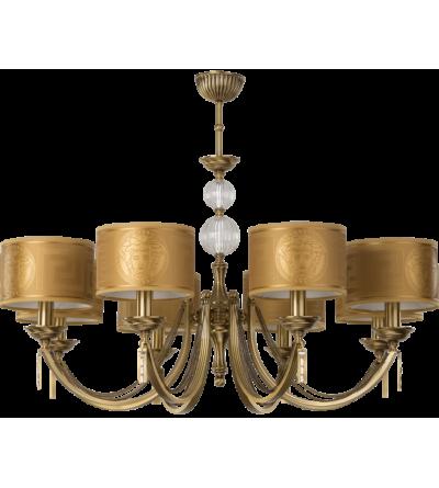 KUTEK lampa wisząca ZAF-ZW-8(P/A)