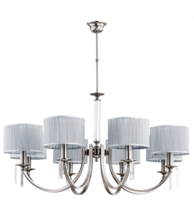 KUTEK lampa wisząca ZEV-ZW-8(N/A)