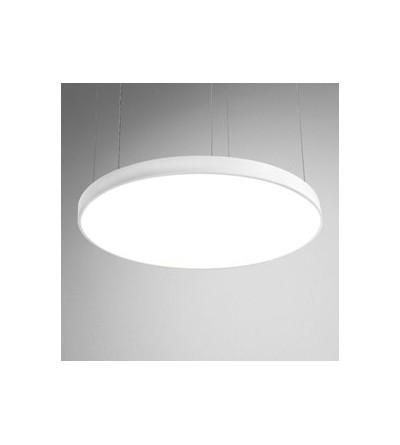 AQForm lampa wisząca BIG SIZE next round 66 LED A930 biały mat