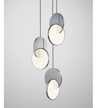 ECLIPSE CHANDELIER 3 PIECE
