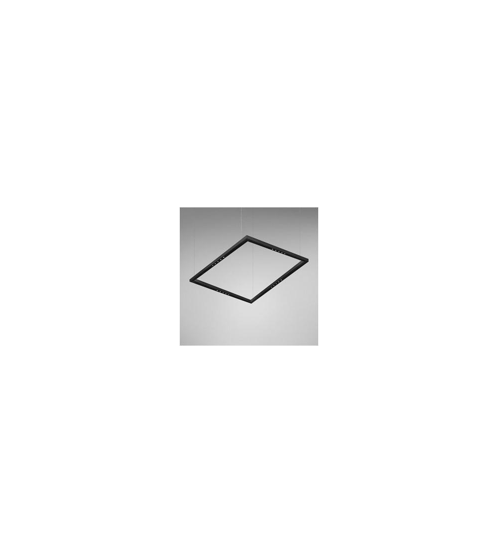 AQForm lampa wisząca LENS LINE 89x89 SQ LED L930 54° czarny mat