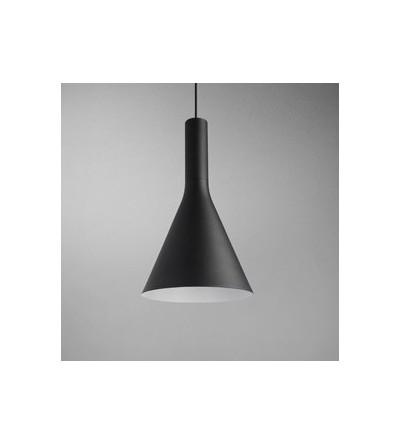AQForm lampa wisząca MORPH flared LED M930 40° czarny mat