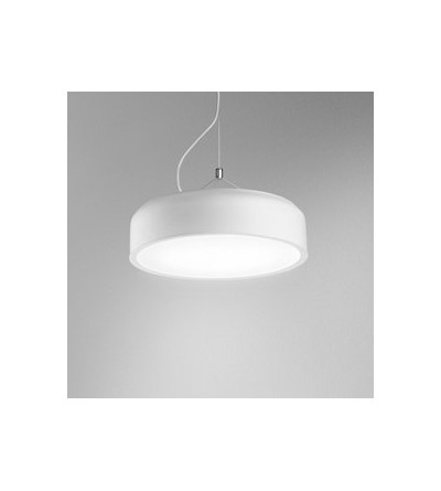 AQForm lampa wisząca REVEL LED L930 biały mat