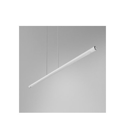 AQForm lampa wisząca THIN TUBE central 96 LED L930 biały mat