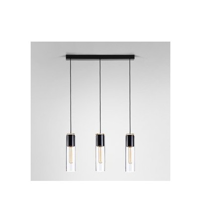 AQForm lampa wisząca MODERN GLASS Tube TP E27 x3 Phase-Control