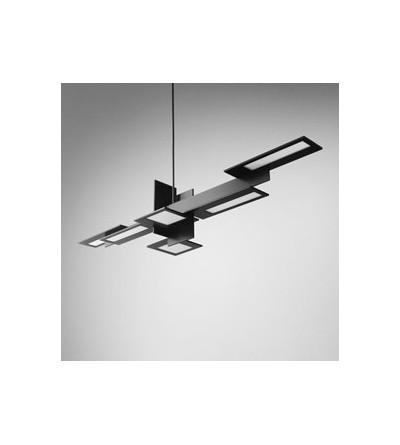 AQForm lampa wisząca OLEDRIAN next 120 plus M930 czarny mat