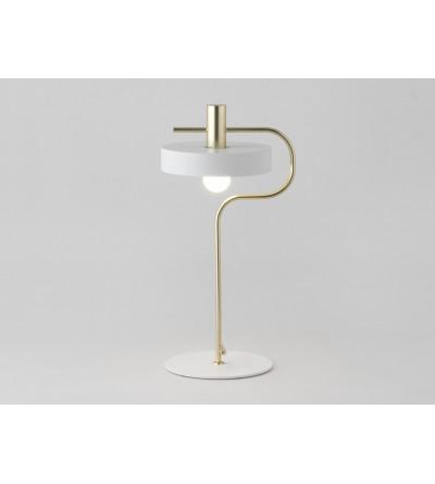 Aromas Lampa stolikowa ALOA BLANCA metal