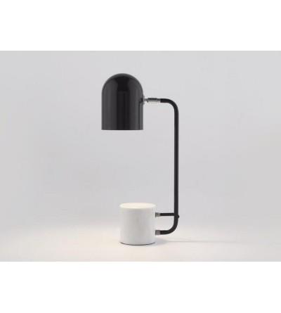 Aromas Lampa stolikowa LUCA metal, marmur