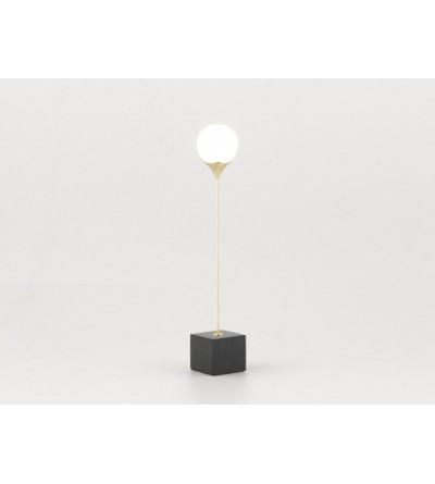 Aromas Lampa stolikowa LAN metal, szkło, marmur