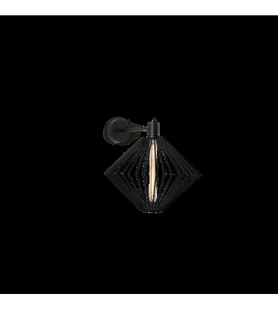 Wever Ducre kinkiety WIRO WALL DIAMOND 1.0 (czarny)