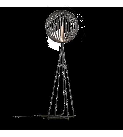 Wever Ducre lampy podłogowe WIRO FLOOR GLOBE 2.0 (czarny)