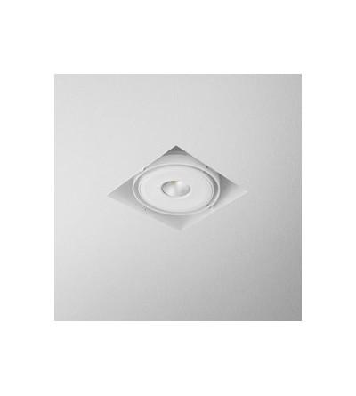 AQForm lampa wpuszczana SQUARES 111x1 QRLED trimless L930 38°