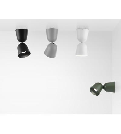 Zero-Lighting Lampa natynkowa Convex