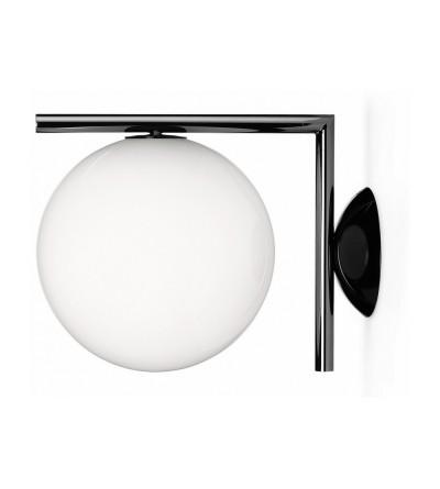 FLOS lampa kinkietowo-sufitowa IC C/W