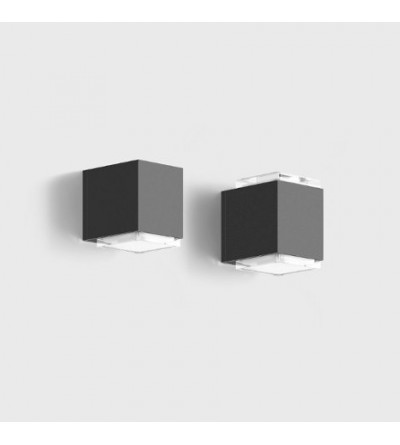 Bega kinkiety LED wall luminaires Directed light 33405K3