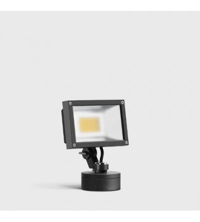 Bega reflektory LED surface floodlights with mounting box