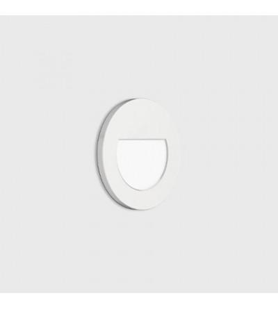 Bega kinkiety ACCENTA LED recessed wall luminaires 50156.1K3