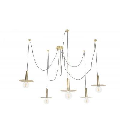 Market set lampa wisząca Spy 5l 651649