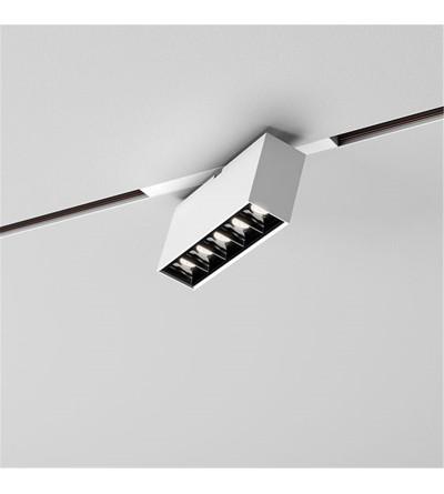 AQForm oprawa magnetyczna RAFTER points LED multitrack biała