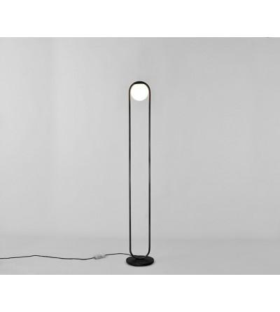 B.LUX Lampa podłogowa C_BALL F BLACK