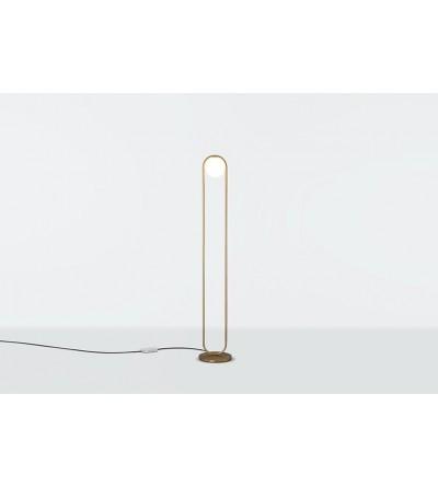 B.LUX Lampa podłogowa C_BALL F BRASS