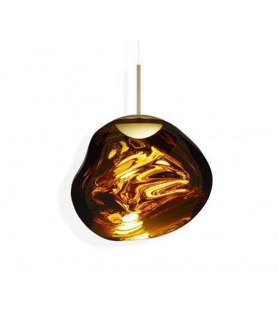 Tom Dixon Lampa wisząca MELT LED GOLD