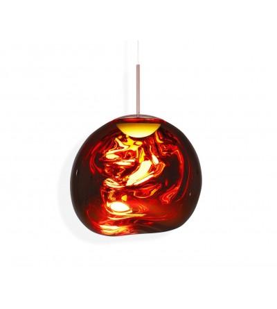 Tom Dixon Lampa wisząca MELT LED COPPER
