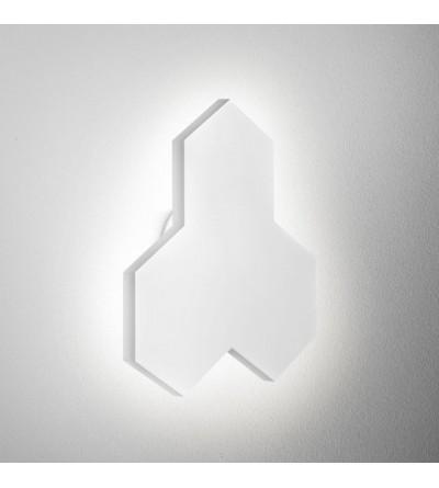AQForm kinkiet SATELLITE LED 230V G/K L930 4W 3000K