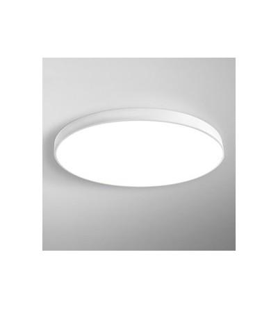 AQForm Lampa natynkowa BIG SIZE next round 66 LED A930 biały mat