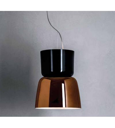Prandina Lampa wisząca Bloom S5 szkło