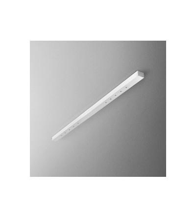 AQForm Lampa natynkowa LENS LINE 96 LED section L930 54° biały