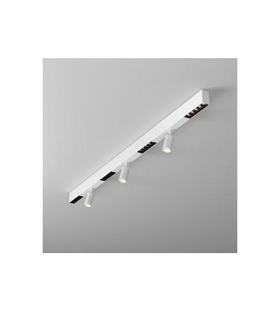 AQForm Lampa natynkowa RAFTER mix 57 LED M930 50° biały mat