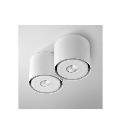 AQForm Lampa natynkowa TUBA distance 111x2 QRLED 230V M930 38°