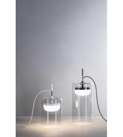 Prandina Lampa stolikowa DIVER T szkło