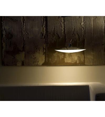 Prandina Lampa wisząca EXTRA S szkło