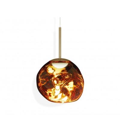 Tom Dixon Lampa wisząca MELT MINI LED GOLD