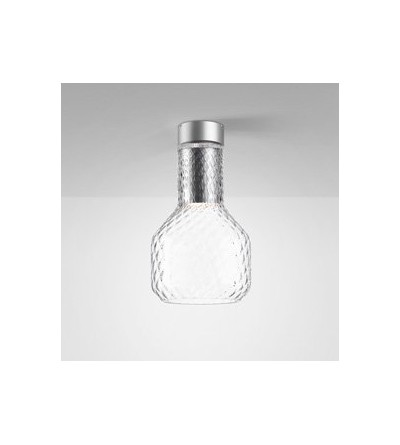 AQForm Lampa natynkowa MODERN GLASS Barrel TR GU10