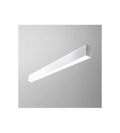 AQForm Lampa natynkowa SET TRU 60 FLUO 14W biały mat
