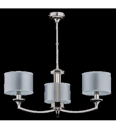 KUTEK lampy wiszące DEC-ZW-3(BN/A)