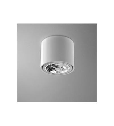 AQForm Lampa natynkowa TUBA 111 11 230V Phase-Control biały mat
