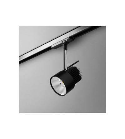 AQForm reflektor 2000 P30 LED L930 49° track czarny mat